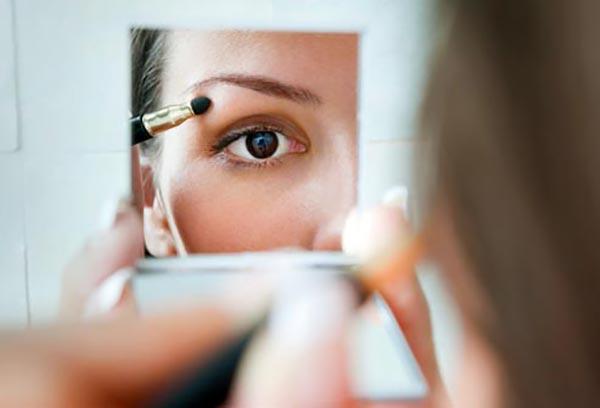 چشم های زیبا- موهای زیر پوستی- برنافیت