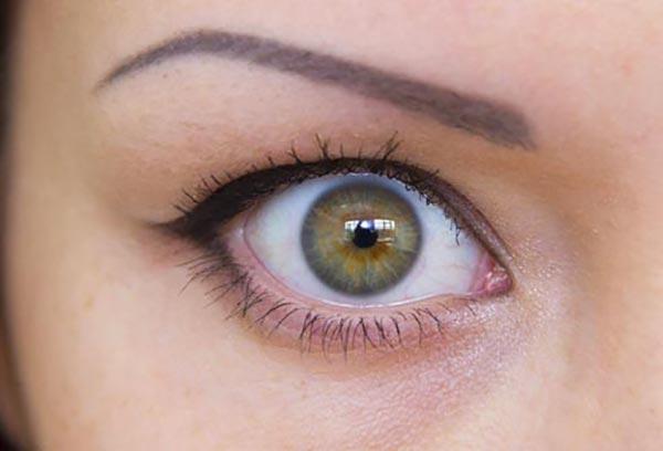 چشم های زیبا- استنسیل ابرو- برنافیت