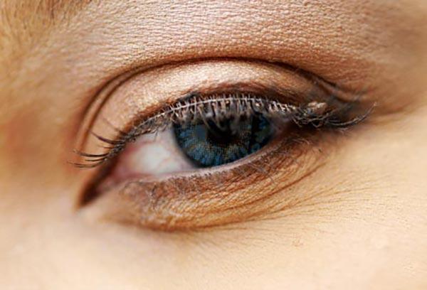 چشم های زیبا- مژه های بلندتر- برنافیت