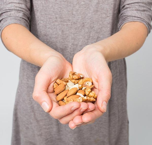 راهکارهایی برای کنترل حجم مواد غذایی ، برنافیت
