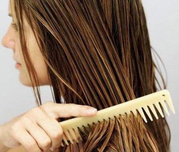 افزایش رطوبت مو