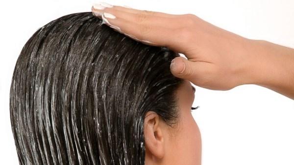 به عمق مو ها توجه کنید