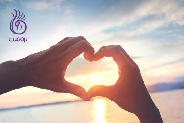 مدیتیشن محبت