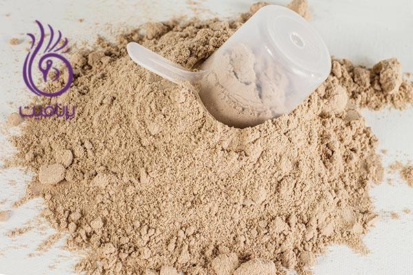با این مواد غذایی، مو و ناخن خود را تقویت کنید- پروتئین وی- برنافیت دکتر کرمانی