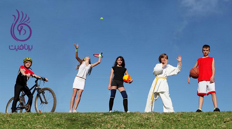 10 فعالیت برای ترکیب کارهای روزانه با فعالیت های ورزشی