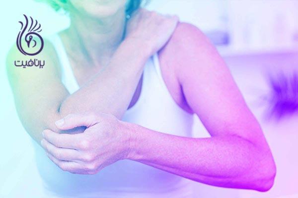 هفت عارضه ای که ممکن است آن را با فیبرومیالژیا اشتباه بگیرید