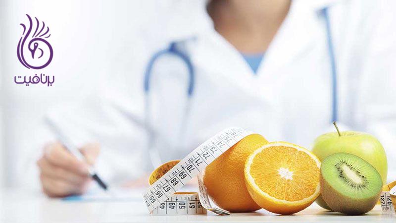 توصیه های کارساز یک کارشناس تغذیه برای کم کردن وزن
