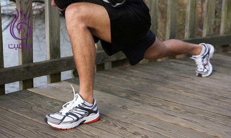 پنج تمرین دینامیک برای پاها در فصل تابستان