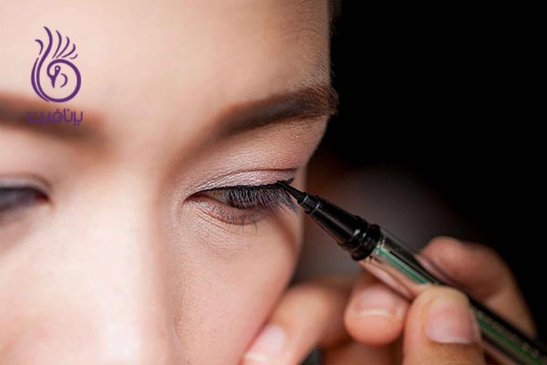 چند نکته ی ساده ی آرایشی برای داشتن چشمانی زیباتر