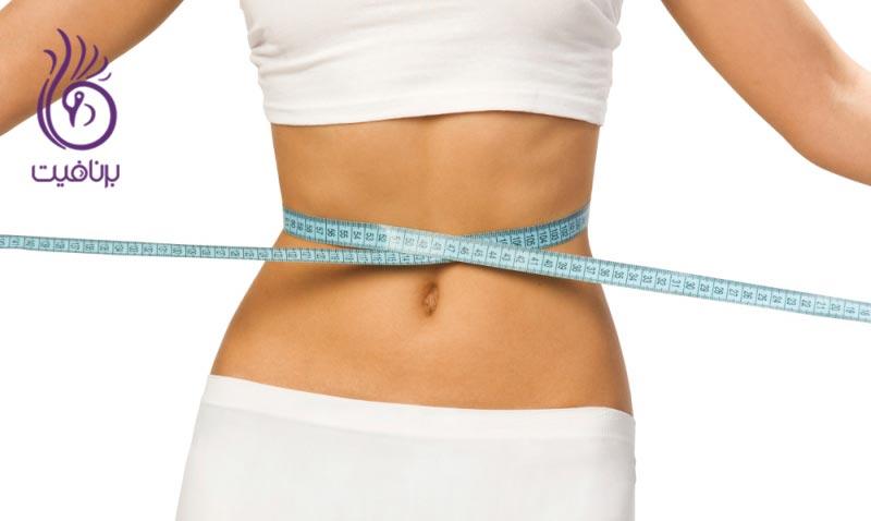 10 ماده ی غذایی شگفت انگیز برای داشتن شکمی صاف