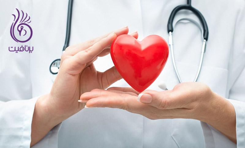 غذاهایی مفید برای سلامت قلب