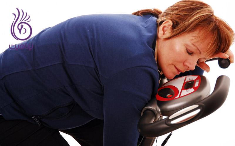چهار نکته ای که از زیاد ورزش کردن و کم غذا خوردن یاد گرفتم