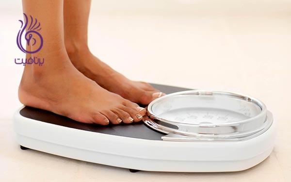 کاهش اشتها و کم کردن وزن