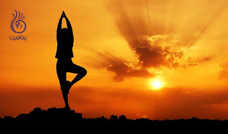 این روش های یوگا ، نگرشتان را نسبت به زندگی عوض می کند