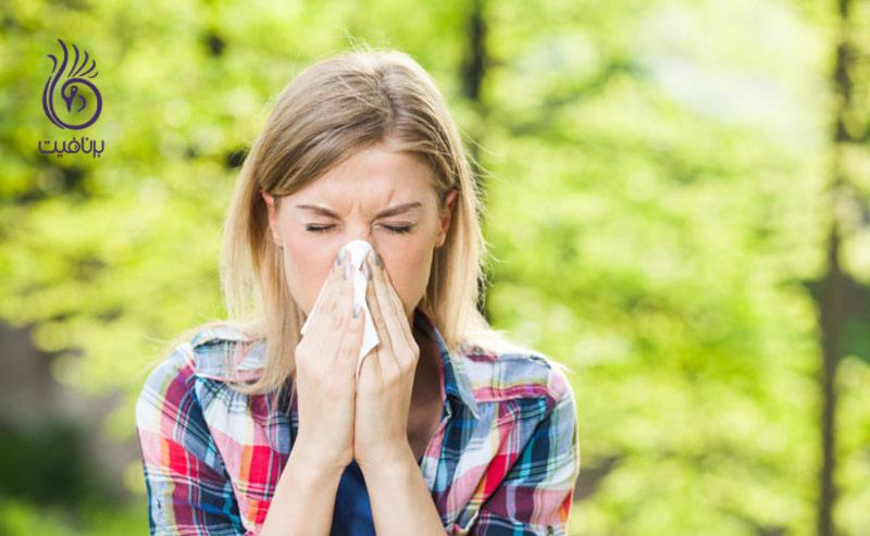 چگونه آلرژی را به روش طبیعی درمان کنیم؟