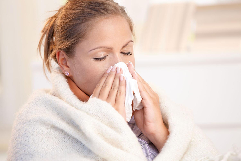 درمان طبیعی سرما خوردگی و آنفولانزا