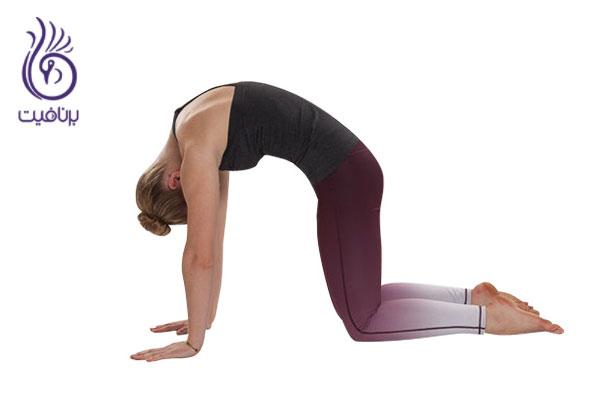 10 حرکت یوگا برای تمرین روزانه