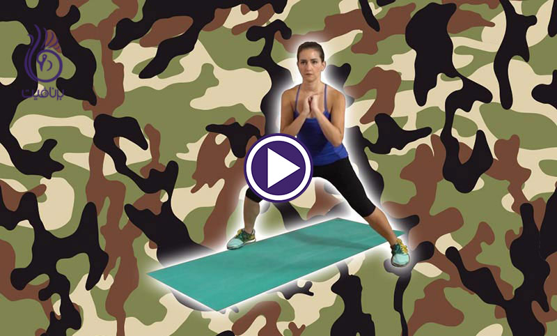 10 حرکت بوت کمپ برای سوزاندن چربی های بدن