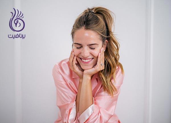 رازهای اعتماد به نفس برای خانم ها ، برنافیت