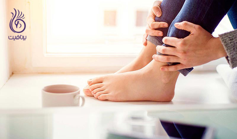 درمان های خانگی برای رفع قارچ ناخن و انگشتان پا
