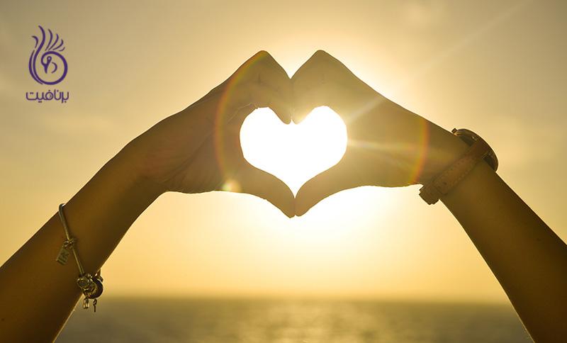 چگونه شروع به دوست داشتن خود کنیم؟ ، برنافیت