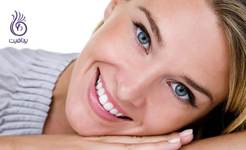 ترفندهایی که لبخند شما را جوان تر نشان می دهد