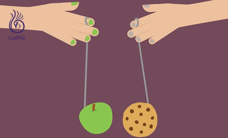 چرا برخی از افراد مستعد رژیم های کاهش و افزایش وزن هستند؟