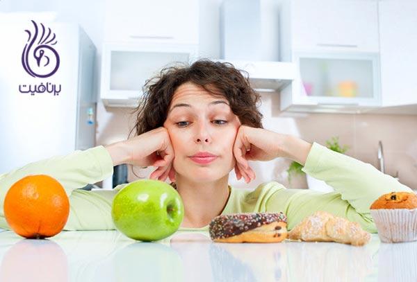 چگونه بفهیم یک برنامه غذایی برایمان مناسب است؟ ، برنافیت