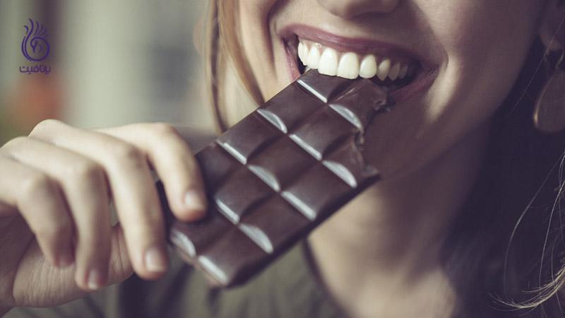 مواد غذایی مفید برای کاهش علائم پیش قاعدگی
