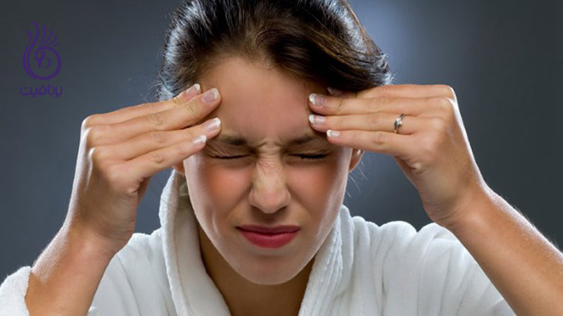 آموزش های رفتار درمانی برای التیام سردرد ، برنافیت