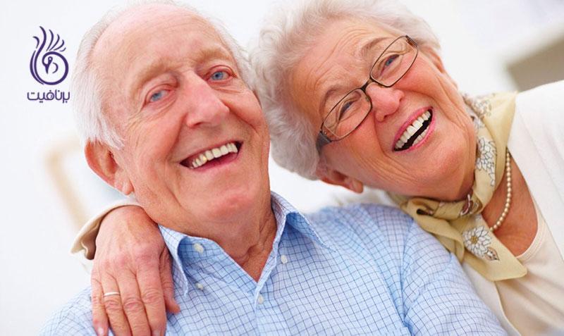 رازهای طول عمر از زبان افراد پیر ، برنافیت