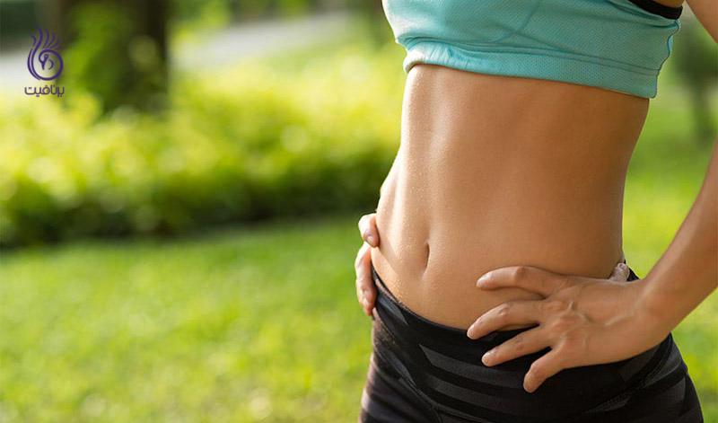 3 روش برای کاهش چربی های شکم