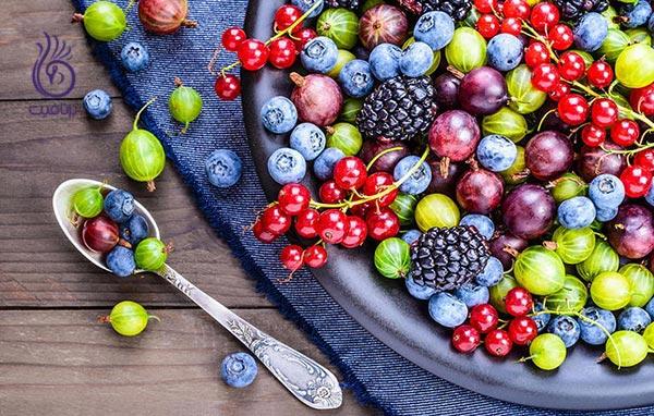 کدام مواد غذایی از چین و چروک پوست جلوگیری می کند؟ ، برنافیت
