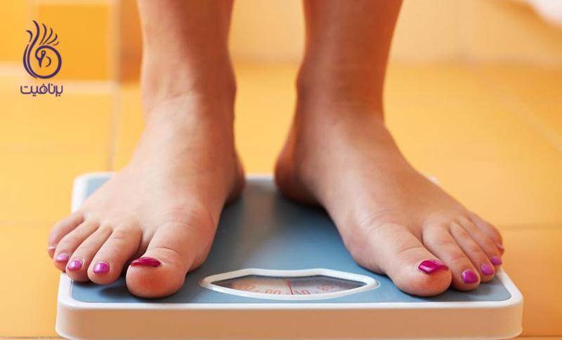 وزنتان زیاد شده یا شکم تان نفخ دارد؟!