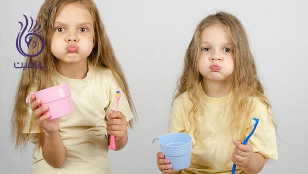 آفت دهان را به روش طبیعی درمان کنید ، برنافیت