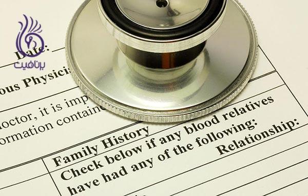 چه عواملی منجر به دیابت نوع 2 می شود؟ ، برنافیت