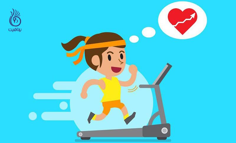 چه میزان تمرینات ورزشی برای داشتن بدنی سالم لازم است؟ ، برنافیت