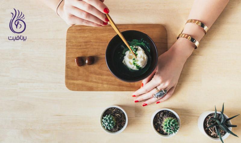 راه های آسان برای هضم بهتر غذاها ، برنافیت