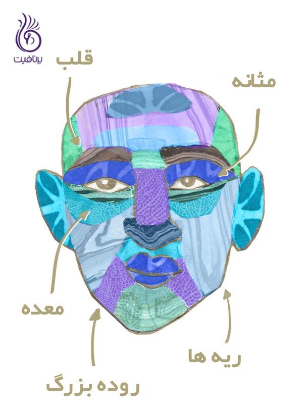 با ترفندهای رفلکسولوژی ، پوست خود را متحول کنید ، برنافیت دکتر کرمانی