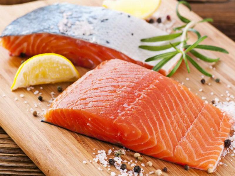متابولیسم بدن- سالمون- برنافیت