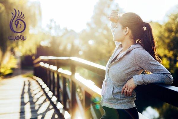 آیا می دانید گرما ممکن است سلامتتان را به خطر بیاندازد؟ ، برنافیت