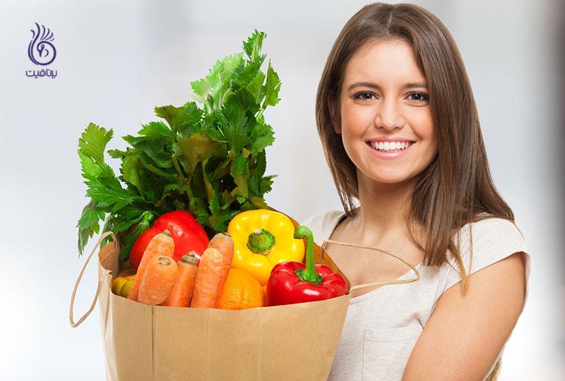 آیا با گیاه خواری می توان از بروز سکته جلوگیری کرد؟