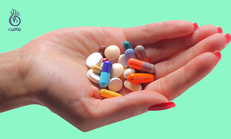 چرا مکمل ویتامین ها گاهی اوقات موجب تهوع می شود؟ ، برنافیت