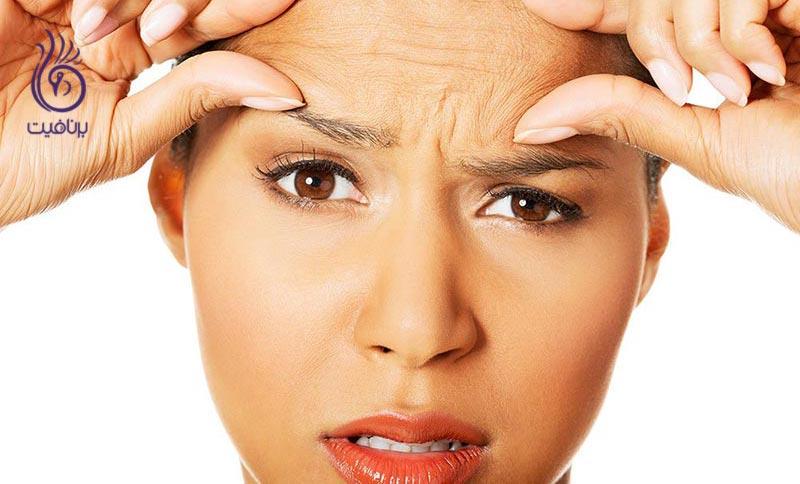مشکلات شایع پوستی را چگونه باید درمان کرد؟ ، برنافیت