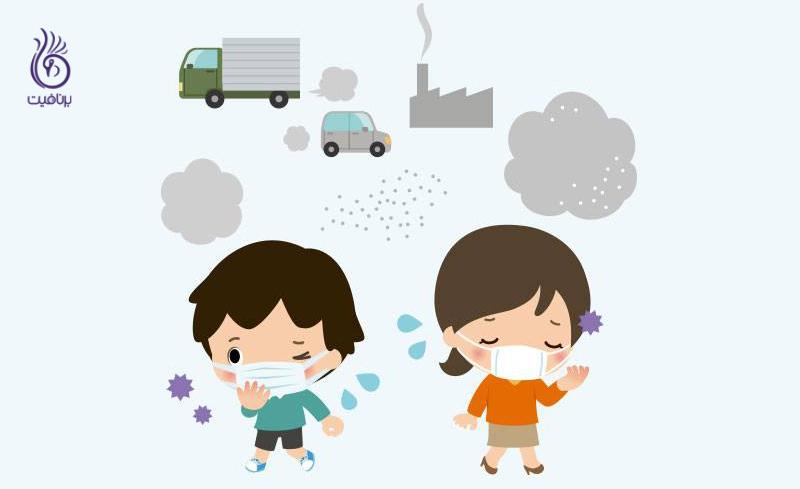 برای مبارزه با آلودگی ها این مواد مغذی را مصرف کنید