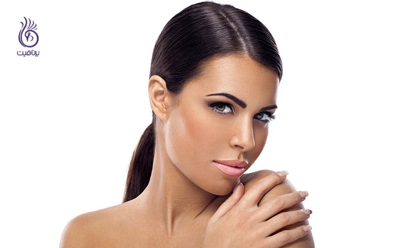 راز زیبایی برای پوست هایی با منافذ بزرگ ، برنافیت