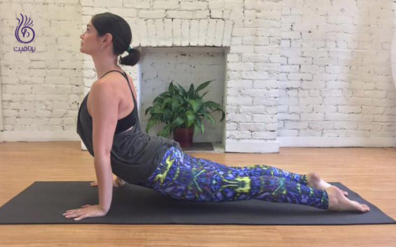 چند حرکت یوگا برای بهبود هضم غذا
