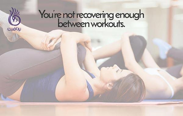 چرا گاهی اوقات ورزش می کنید، اما قدرتتان زیاد نمی شود ؟