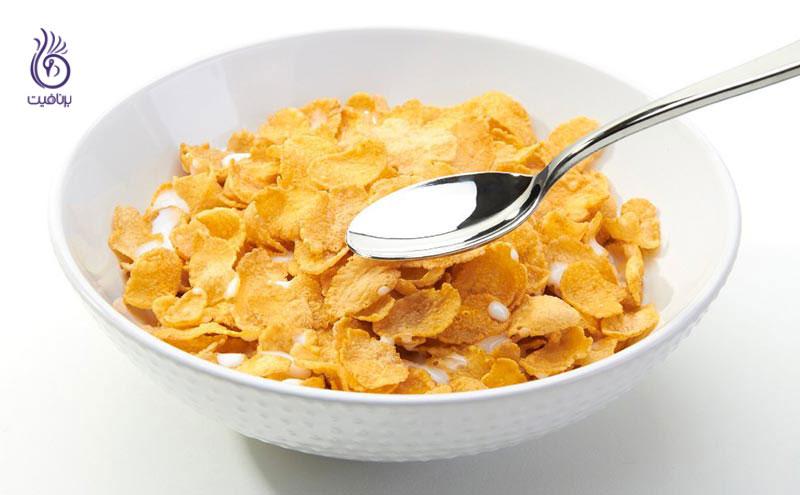5 ماده غذایی گمراه کننده که فکر می کنید سالم است ، برنافیت