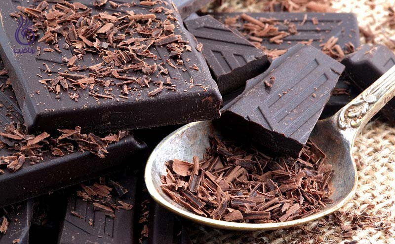 شما هم عاشق شکلات هستید؟